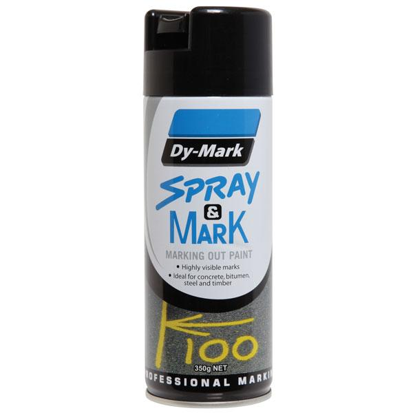 Dy Mark Spray Mark Black