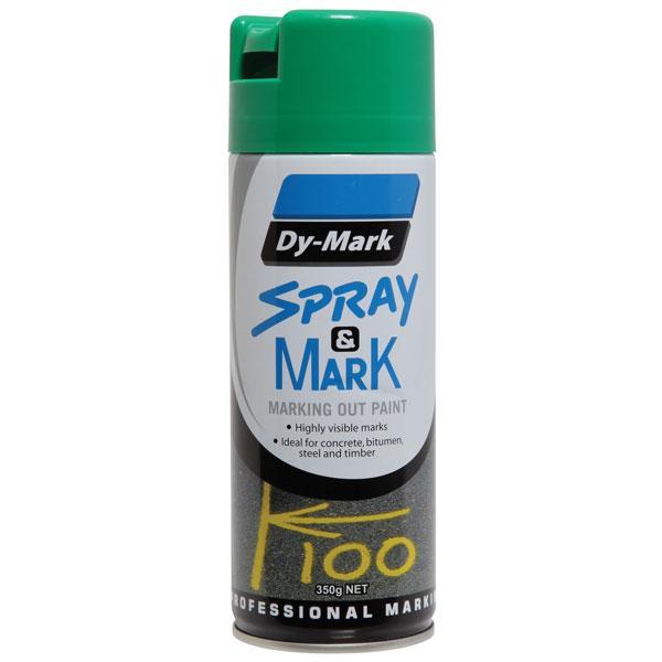Dy Mark Spray Mark Fluoro Green