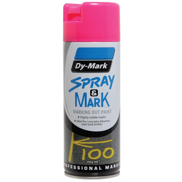 Dy Mark Spray & Mark Pink