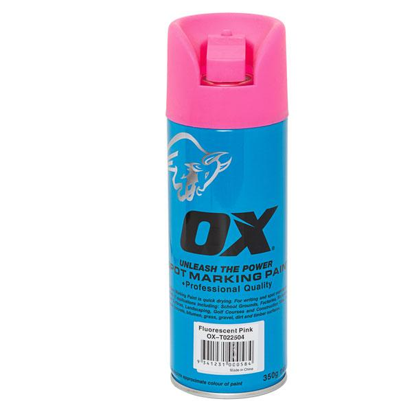 Ox Paint Pink