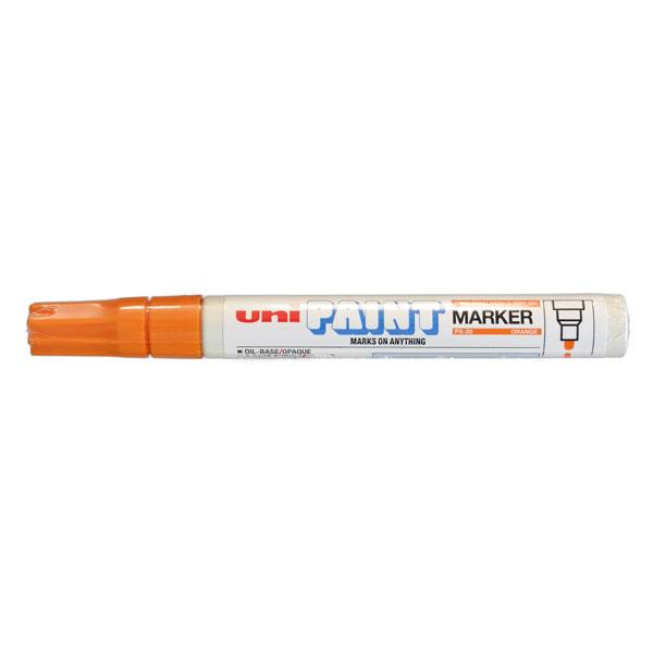 Uni Paint Marker Orange