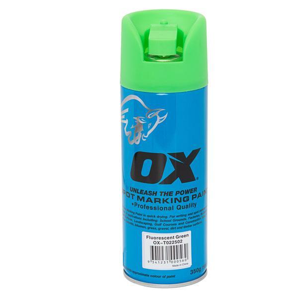 Ox Paint Green