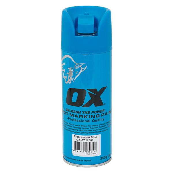 Ox Paint Blue