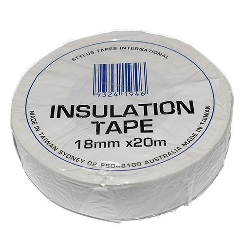 Insulation Tape White