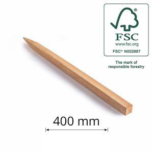 High Density Hardwood Timber Survey Stake